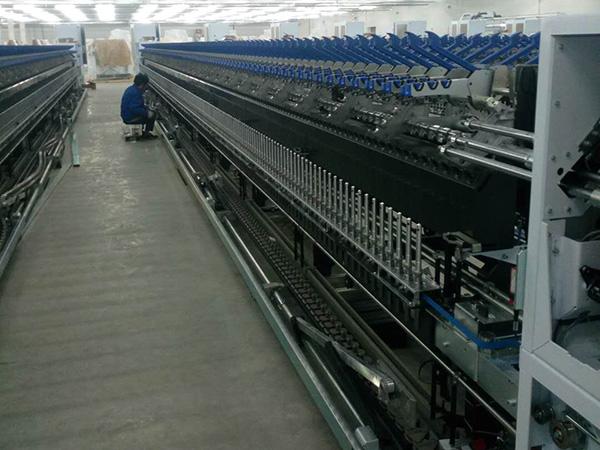 纺织机械安装